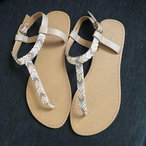 Cute T-strap Sandals